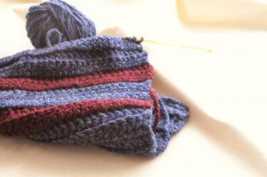 マフラーで毛糸がチクチクしない赤ちゃんや子供にオススメの素材や種類は?